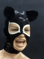 "Latexmaske ""Cat Mask 2"""