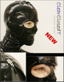 "Latexmaske ""ClearClosedT"""