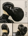 "Latexmaske ""QuickBlow1Part"""
