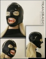 "Latexmaske ""TransBasic"""